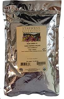 Organic Sumac Berries Whole