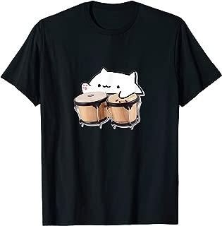 Best bongo cat shirts Reviews