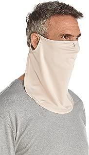 Coolibar UPF 50+ Men's Women's Crestone UV Face Mask - Sun Protective
