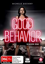 good behavior season 1 dvd