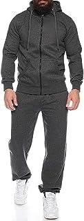 Mens Sweatsuits 2 Piece Hoodie Tracksuit Sets Casual Comfy Camo Jogging Suits for Men