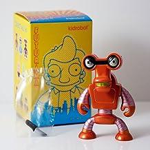 Roberto Futurama Universe X Mini Series by Kidrobot Opened Blind Box