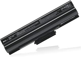 Bull High Performance Laptop Battery 6-Cell / 11.1V 5200mAh for Sony Vaio VGP-BPS13 VGP-BPS13A VGP-BPS13A/B VGP-BPS13B/S VGP-BPL13 PCG-81214L PCG-81114L