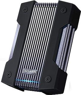 ADATA 2TB HD830 External USB 3.1 Hard Drive - Black