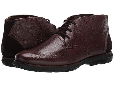 Massimo Matteo Chukka 3-Eye Boot (Cafe Pineo) Men