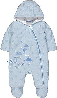 Mothercare Baby Nb MFB Star Velour Pramsuit Clothing Set