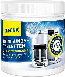 cleona | Tablettes de nettoyage pour machines à café entièrement automatique–Machine à café–Machine à café automatique...