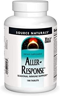 Source Naturals Aller-Response - Seasonal Immune Support - 180 Tablets