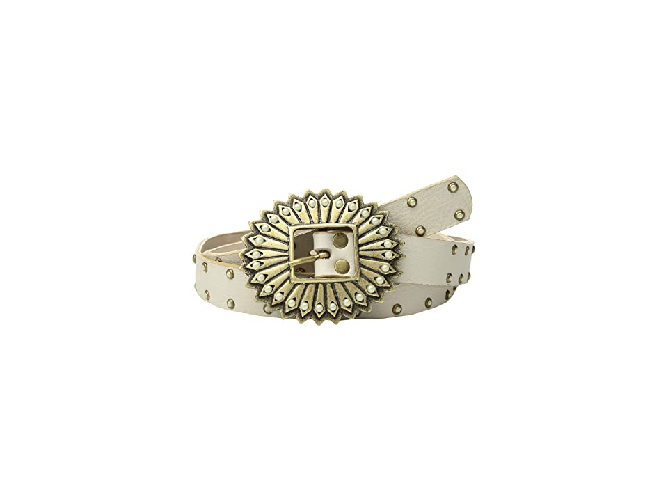 Leatherock Sierra Belt (Stone) Women