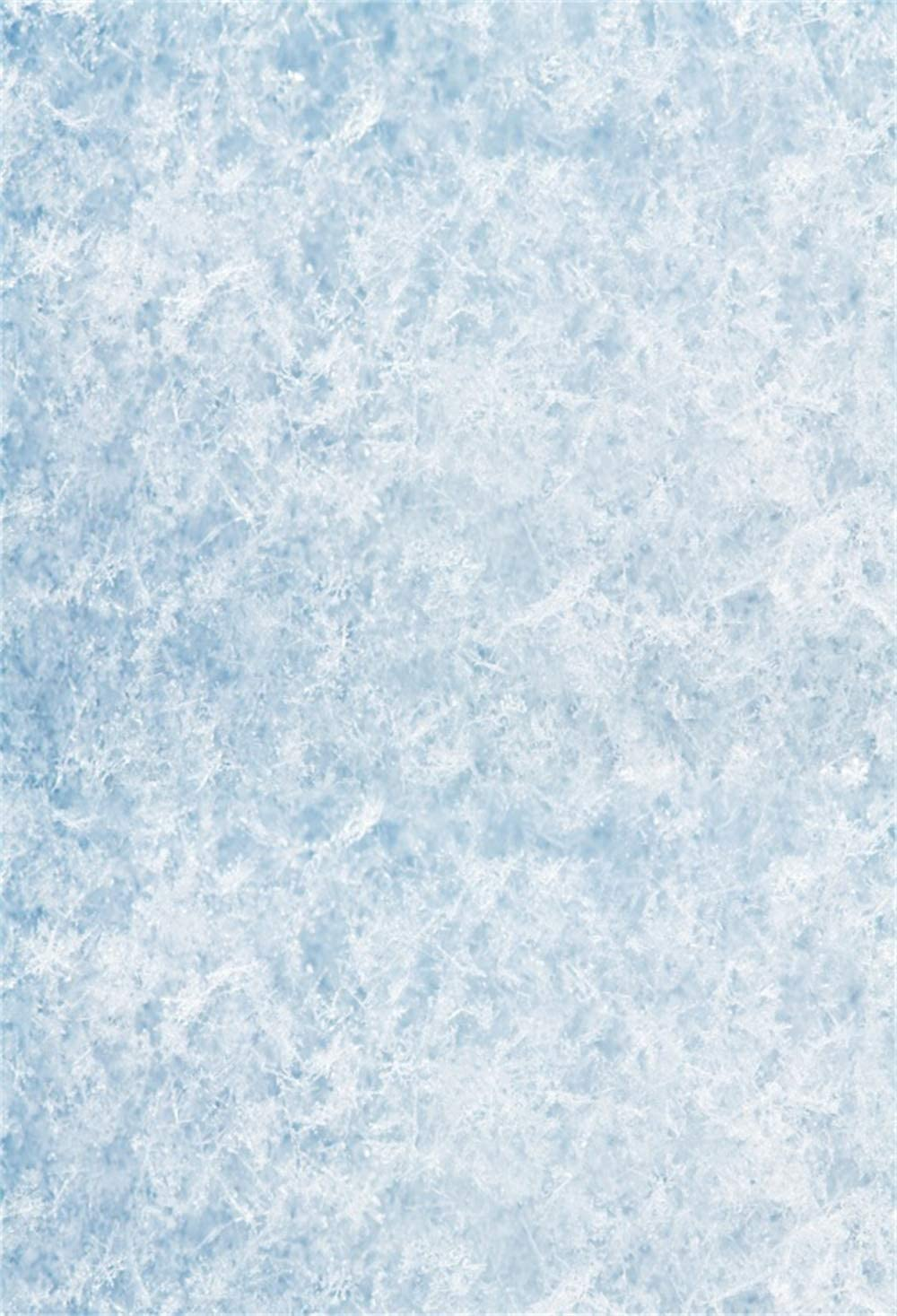 Laeacco 6.5x8ft Dreamy Abstract Bac Snowflakes Photography Lowest price challenge Vinyl Cheap SALE Start