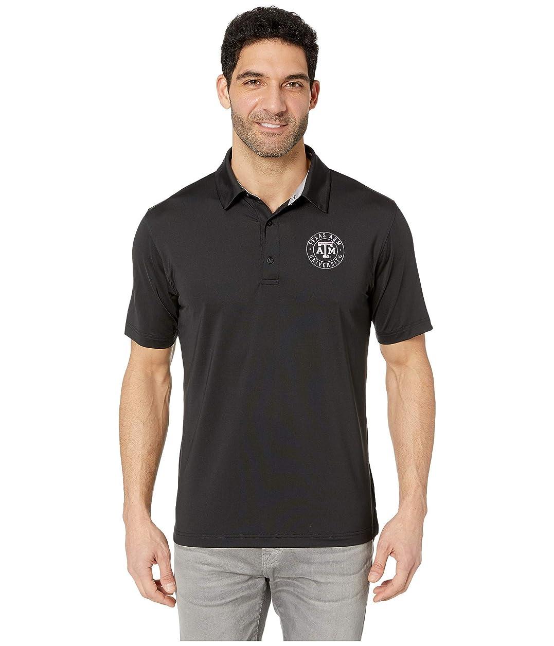 噴出するゼロ東方[チャンピオン] メンズ シャツ Texas A&M Aggies Solid Polo [並行輸入品]
