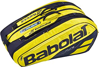 Babolat Pure Aero Black/Yellow Tennis Bag