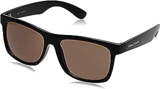Fastrack UV Protected Wayfarer Men's Sunglasses - (P425BR2|56|Brown Color Lens)