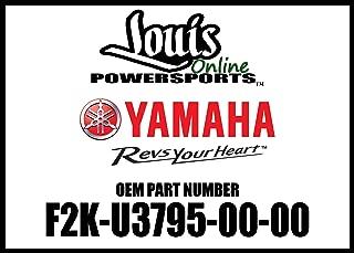 Yamaha 2012 AR210 SX210 Backrest 2 F2K-U3795-00-00 New OEM