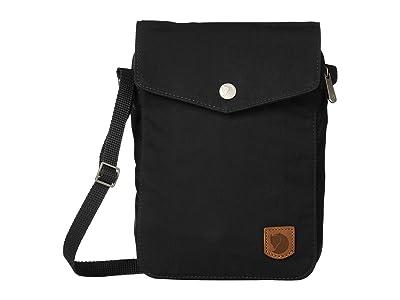 Fjallraven Greenland Pocket (Black) Day Pack Bags