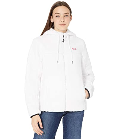 Oakley Elsa 2.0 Sherpa Fleece (White) Women