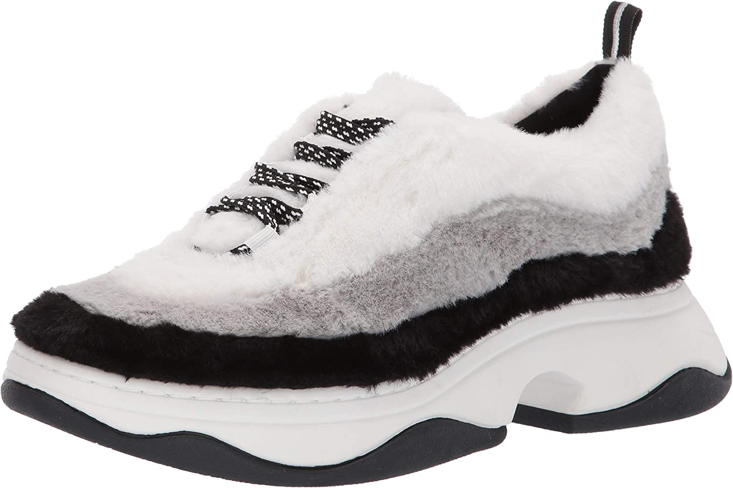 Katy Perry Womens The Fuzz Sneaker