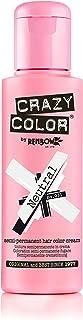 Crazy Color Temporary Hair Dye - Silver