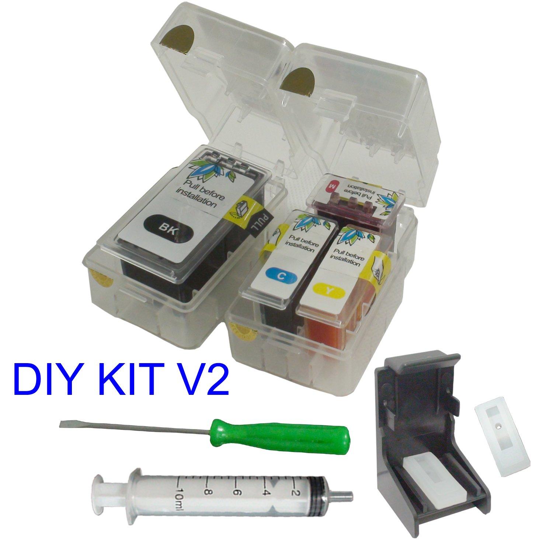 CEyE Smart – Kit de Recambio para auténtica 145 146 Canon ip2810 ...