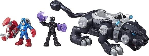 Super Hero Adventures Sha Power Paw Black Panther