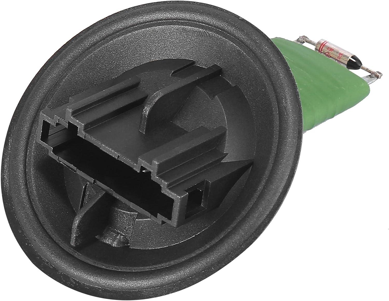 X AUTOHAUX Max 51% OFF Car Heater El Paso Mall Motor Fan VW Polo for Blower Resistor 2007