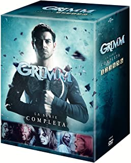 Grimm (TV) - Temporadas 1-6 [DVD]