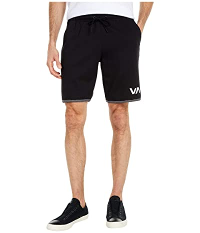 RVCA Sport Shorts IV (Black) Men