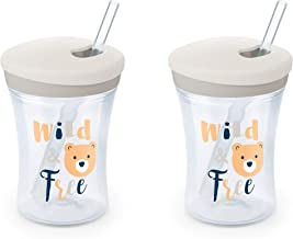Evolution Straw Cup, 8 oz, 2-Pack