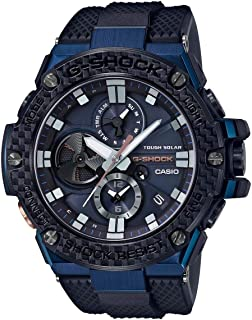 CASIO G-Shock GSTB100XB-2A G-Steel Carbon Edition collegato