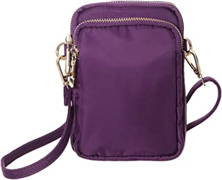 Crossbody purses,HAIDEXI Small Crossbody Bags Cell Phone Purse women phone holder Smartphone Wallet For Women