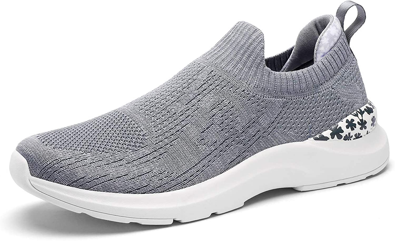 ELEMENT/&STITCH Women Road Running Shoes Air Cushion Shoes for Womens Mesh Sneakers Fashion Tennis Breathable Walking Gym Flats Shoes