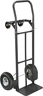 Pack-N-Roll 85-034 2-in-1 Hand Truck Pound, 600 lbs Vertical/800 lbs Horizontal Capacity