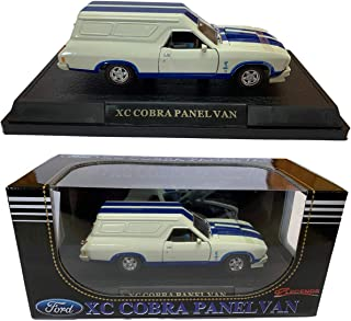 Diecast Model Ford XC Cobra Panel Van 1:32 Scale Die Cast Car by Oz Legends Genuine Licensed Product - Collectible Diecast...