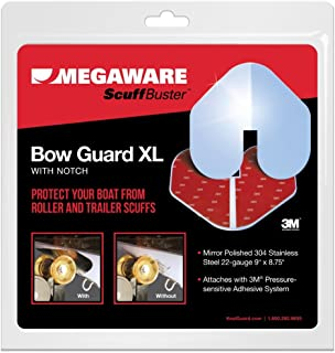 MEGAWARE KEELGUARD 80638 XL Scuffbuster with Notch