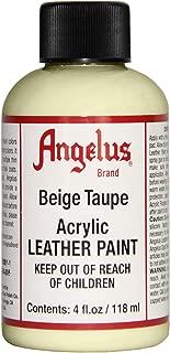 Angelus Acrylic Leather Paint-4oz.-Beige Taupe