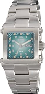 REACTOR Women's 62016 MC2 Turquoise Stainless Steel Watch