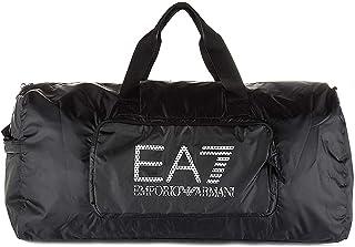 Emporio Armani EA7 TRAIN PRIME U GYM BAG A Mochila de deporte hombres Negro Mochila de deporte