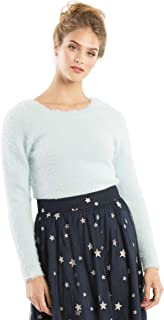 Review Women's Giselle Jumper Powder Blue