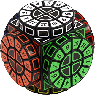 CuberSpeed 2x2 Time Machine Black Magic cube Puzzle