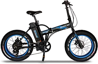 Emojo Lynx Pro Best Folding Electric Bike Bicycle 500W 48V 20
