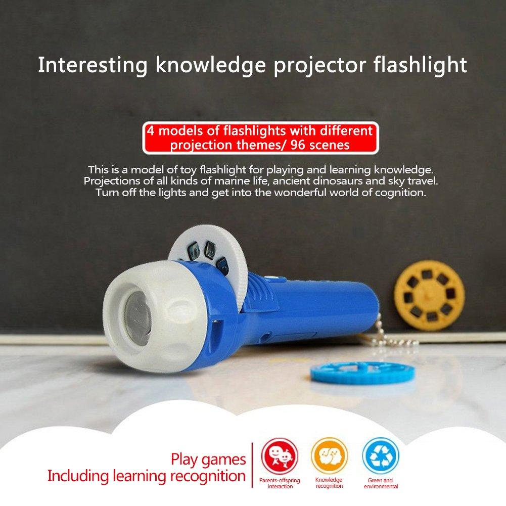 Linternas Proyector de 3 Cuentos Infantiles para Niños Juguetes ...