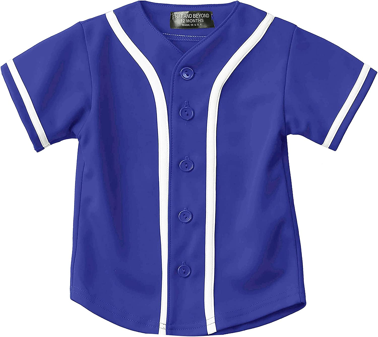 Hat Spring new work one after another and Beyond Mens Baseball Button Jersey Hipster Down Hip Hop 5 ☆ popular