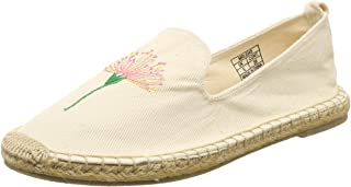 Mode By Red Tape Women's Fashion Espadrille Flats