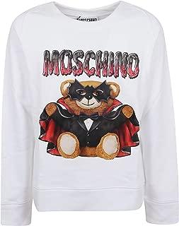 Moschino Luxury Fashion Uomo V090152021507 Grigio Maglione