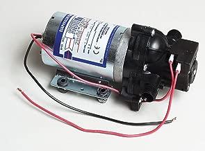 SHURflo Self-Priming 12 Volt Diaphragm Water Pump - 180 GPH, 1/2in. Ports, Model Number 2088-343-435
