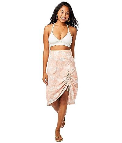 Carve Designs Ivy Skirt (Guava Wailuku) Women