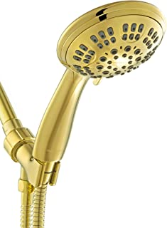 Best brass shower head handheld Reviews