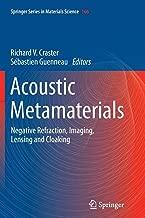 Acoustic Metamaterials: Negative Refraction, Imaging, Lensing and Cloaking