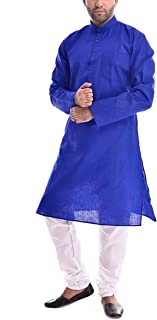 FOCIL Independence Day Special Cotton Kurta Pyjama for Mens