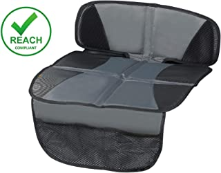 Car Seat Protector | Children Seat Protection Mat | Travel Mat | Fit Most Cars Car | ECO Friendly raw Materials